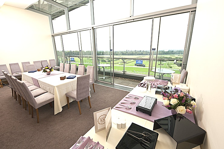 Double Hospitality Suite **Hire the Hospitality Suite at Ascot Racecourse for your next private event in Berkshire.**