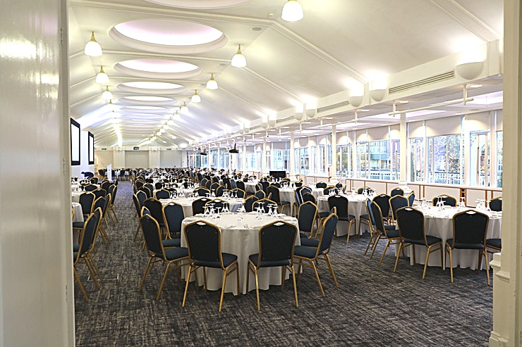 Pavilion 2 **For a private meeting hire Space in Berkshire, choose the Ascot Pavilion.**
