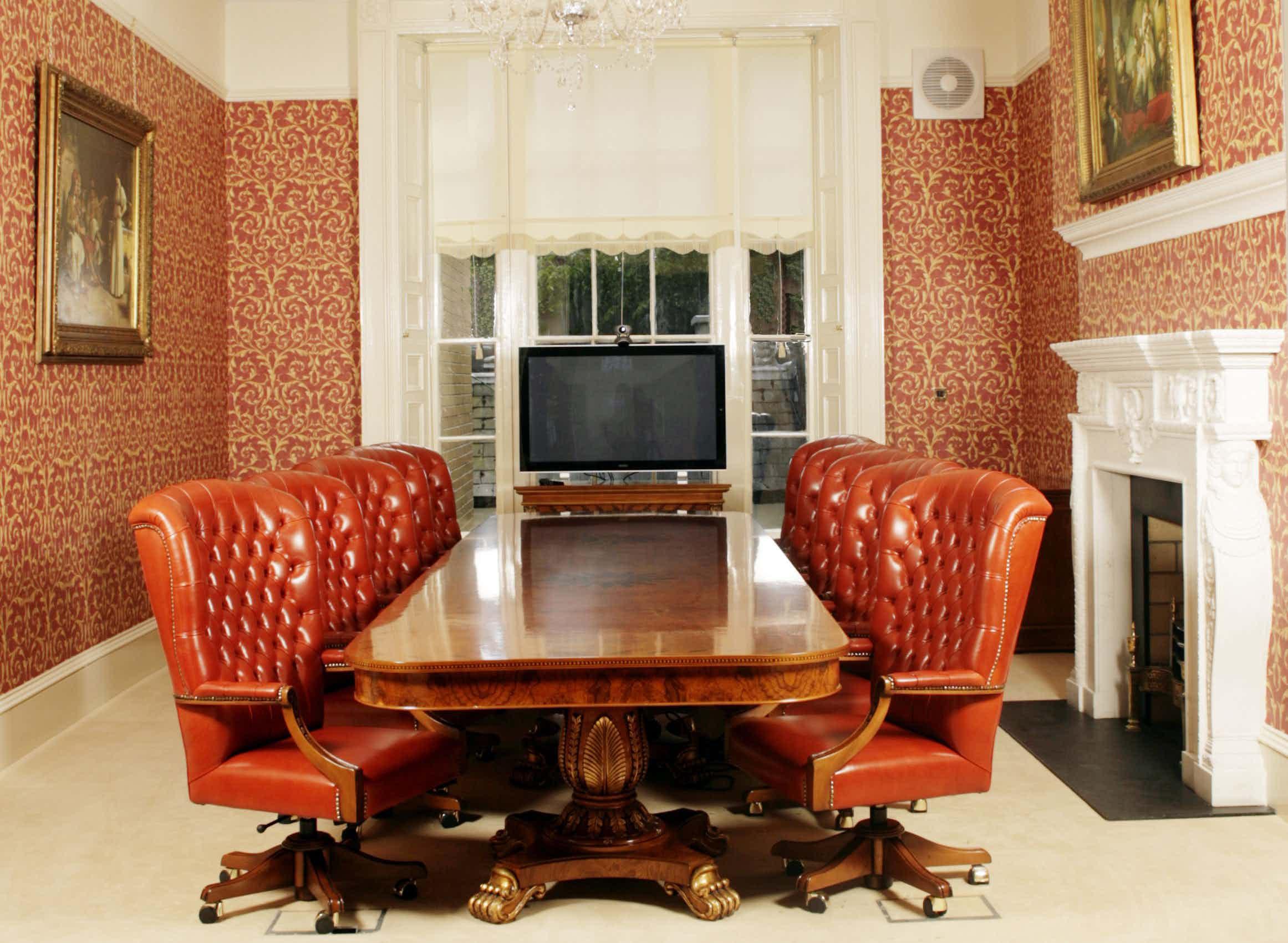 Large Board Room, International Corporate Centre