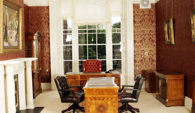 Small Board Room, International Corporate Centre