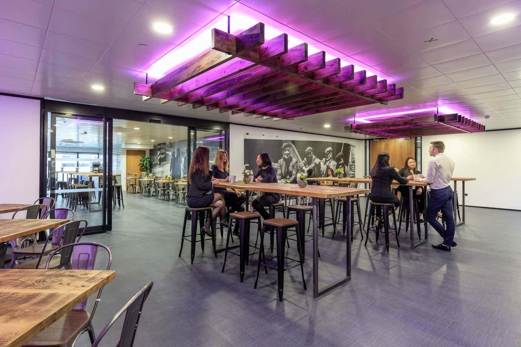 Dockers Restaurant, CCT Venues-Docklands (Canary Wharf)