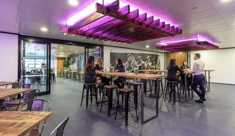 Dockers Restaurant, CCT Venues-Docklands (Canary Wharf)