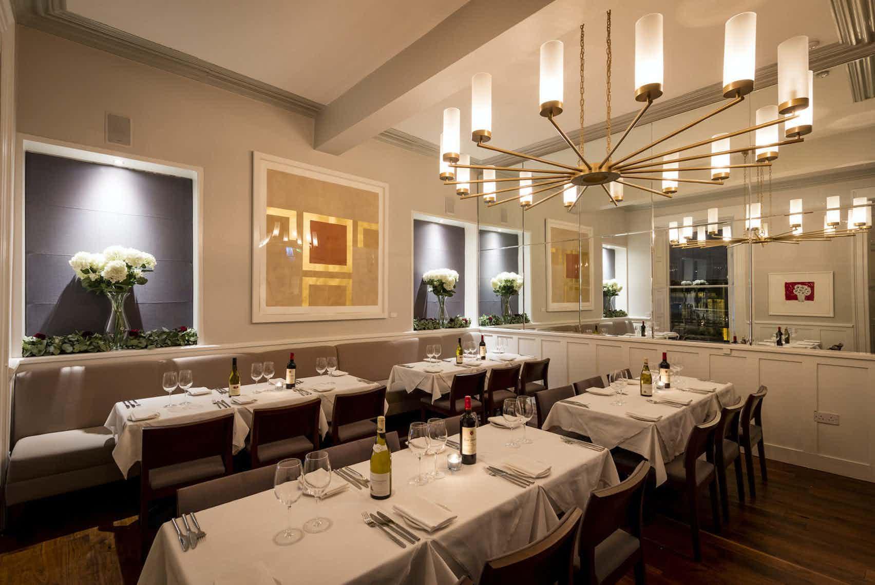 Scott Tallon Private Dining Room, BANG Restaurant