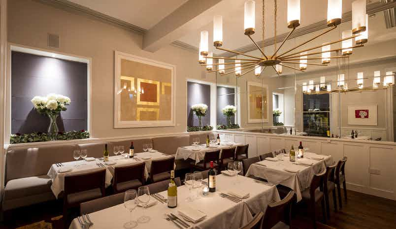 Scott Tallon Private Dining Room, BANG Restaurant