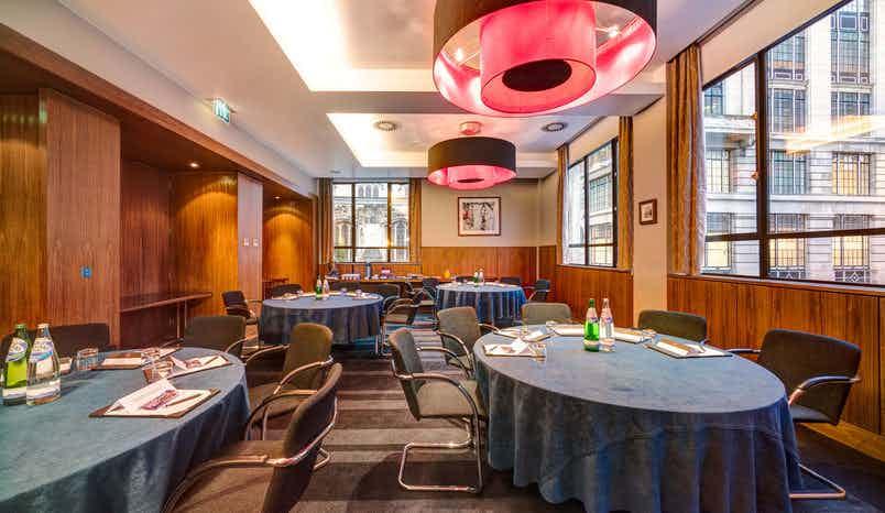 City Suite, Apex City of London Hotel