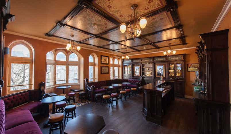 Three Floors, Irish Whiskey Museum