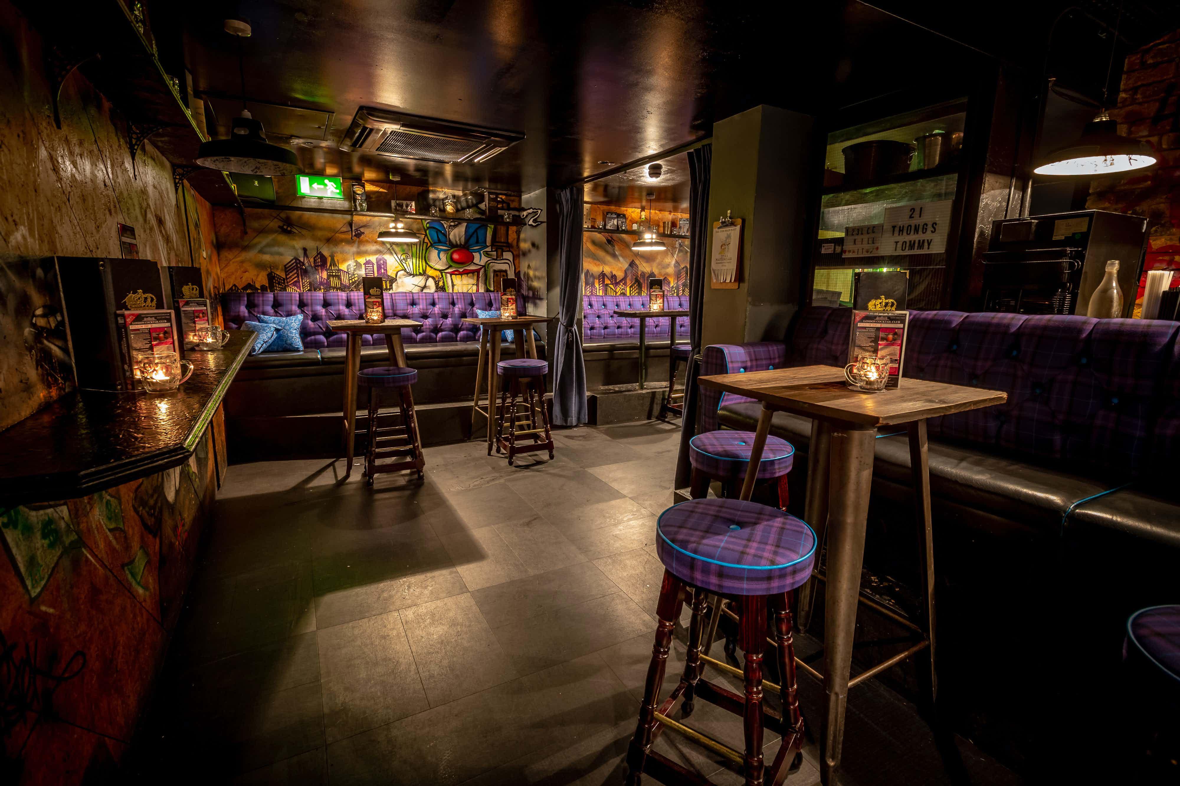 London Cocktail Club Oxford Circus , London Cocktail Club Oxford Circus