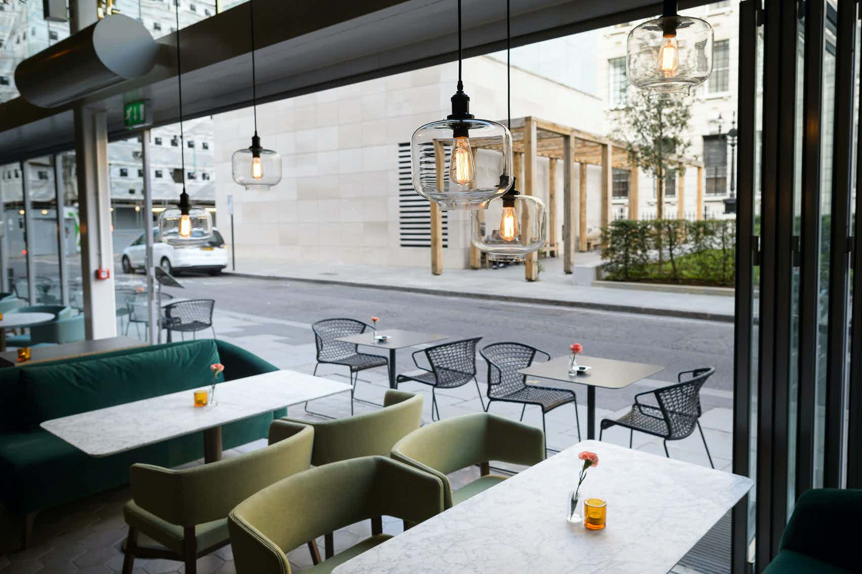 Book The Terrace At Apex City Of London Hotel A London Venue For