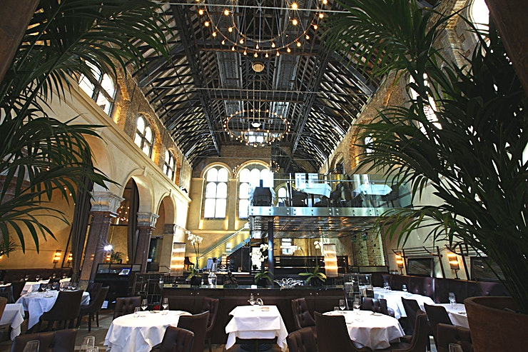 Exclusive Hire **Hire Galvin La Chapelle for your next venue hire at Spitalfields with a VIP edge.** 