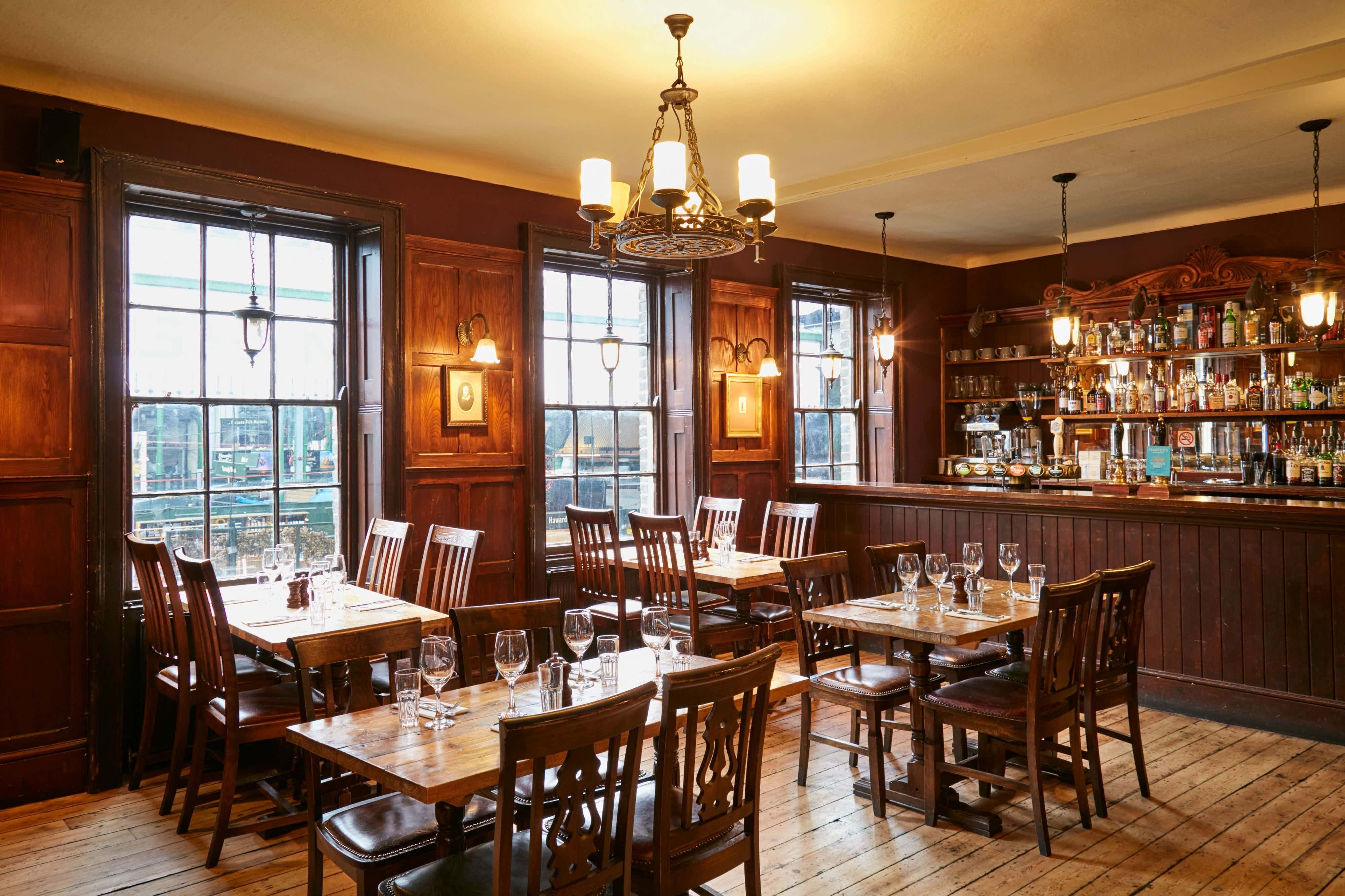 The Dining Room, The Market Porter