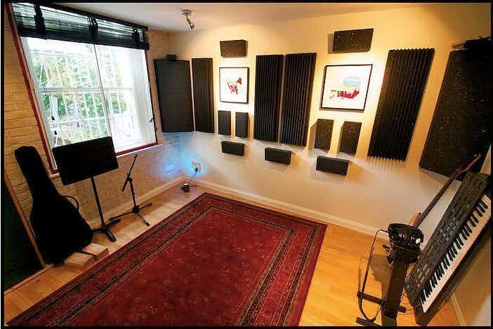 The Studio, Sublime Recording Studios