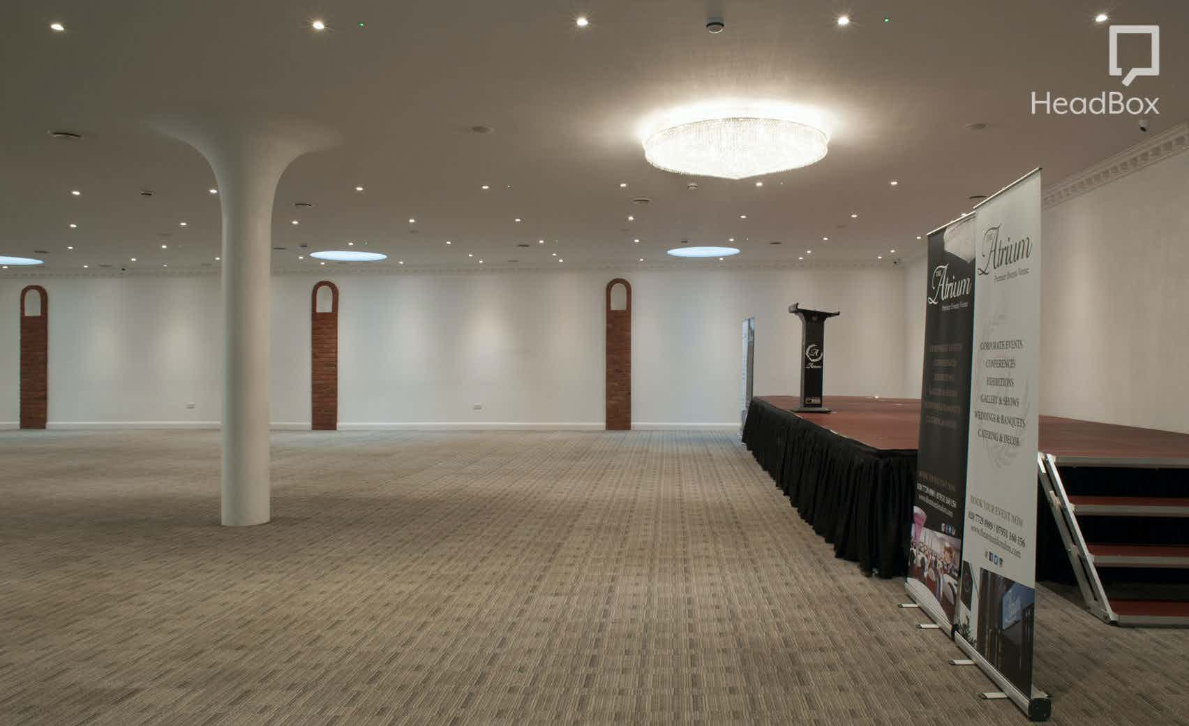 The Main Hall, The Atrium