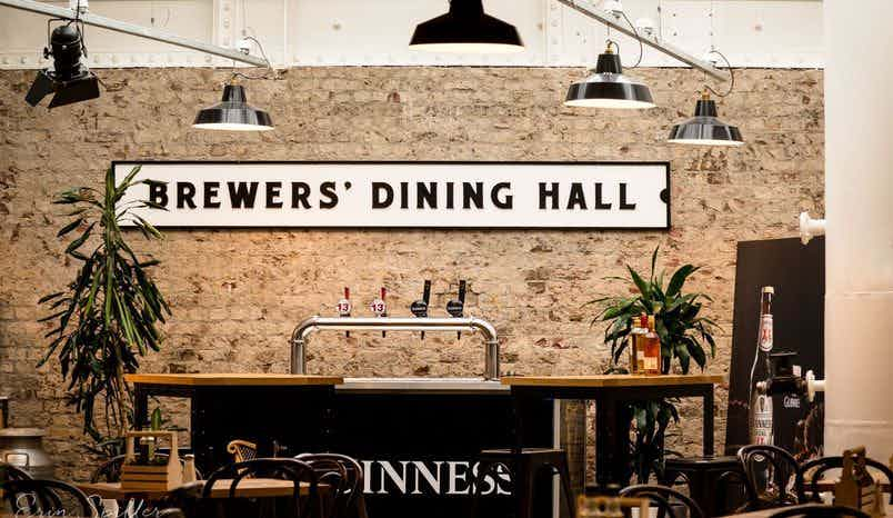 Brewers' Dining Hall, Guinness Storehouse