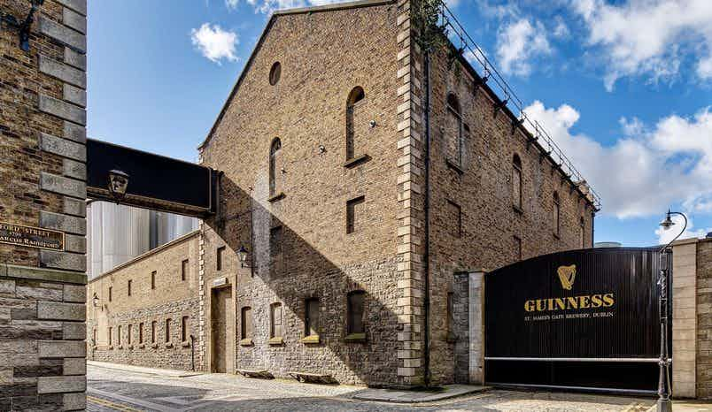 The Entire Building, Guinness Storehouse