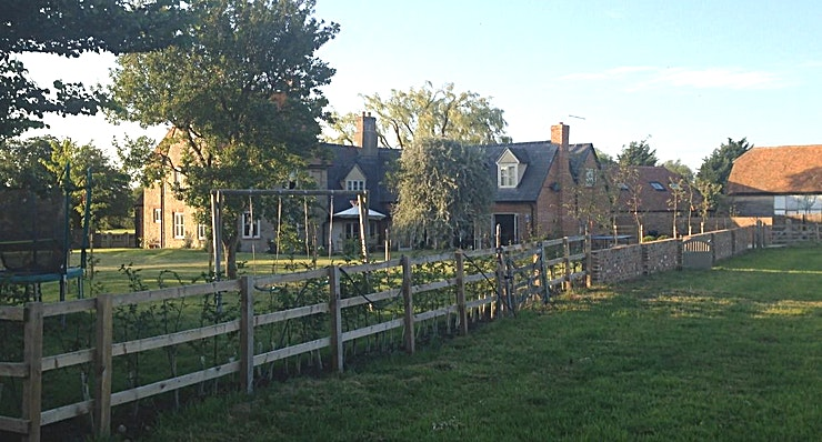 Pound Farm A quintessential Farmhouse suitable for corporate  away days