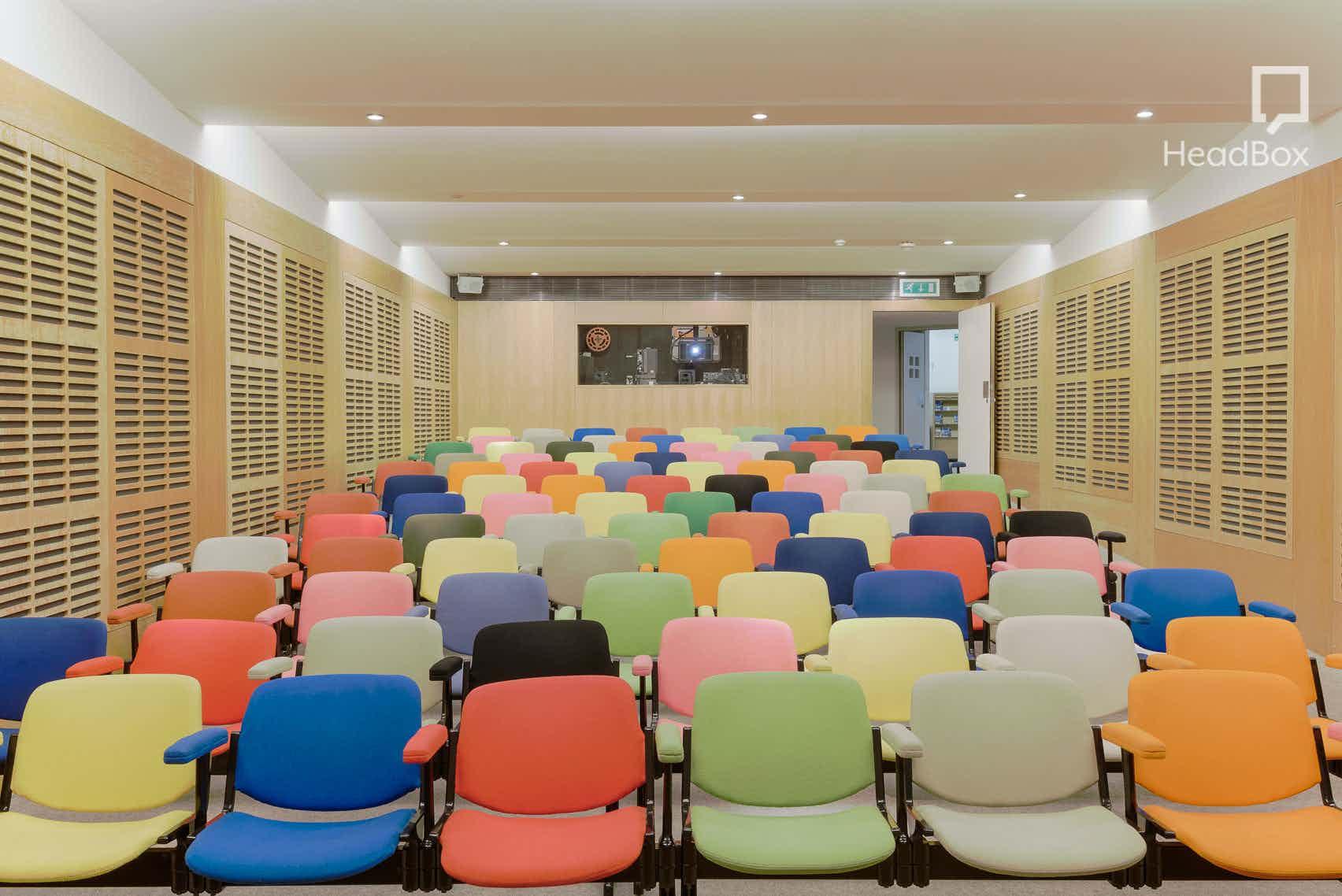 Zilkha Auditorium, Whitechapel Gallery