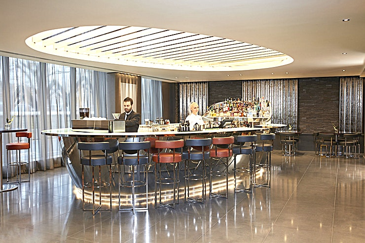 POTUS Bar **POTUS Bar at Crowne Plaza London is a stunning event Space to hire in Lambeth next to the River Thames.**