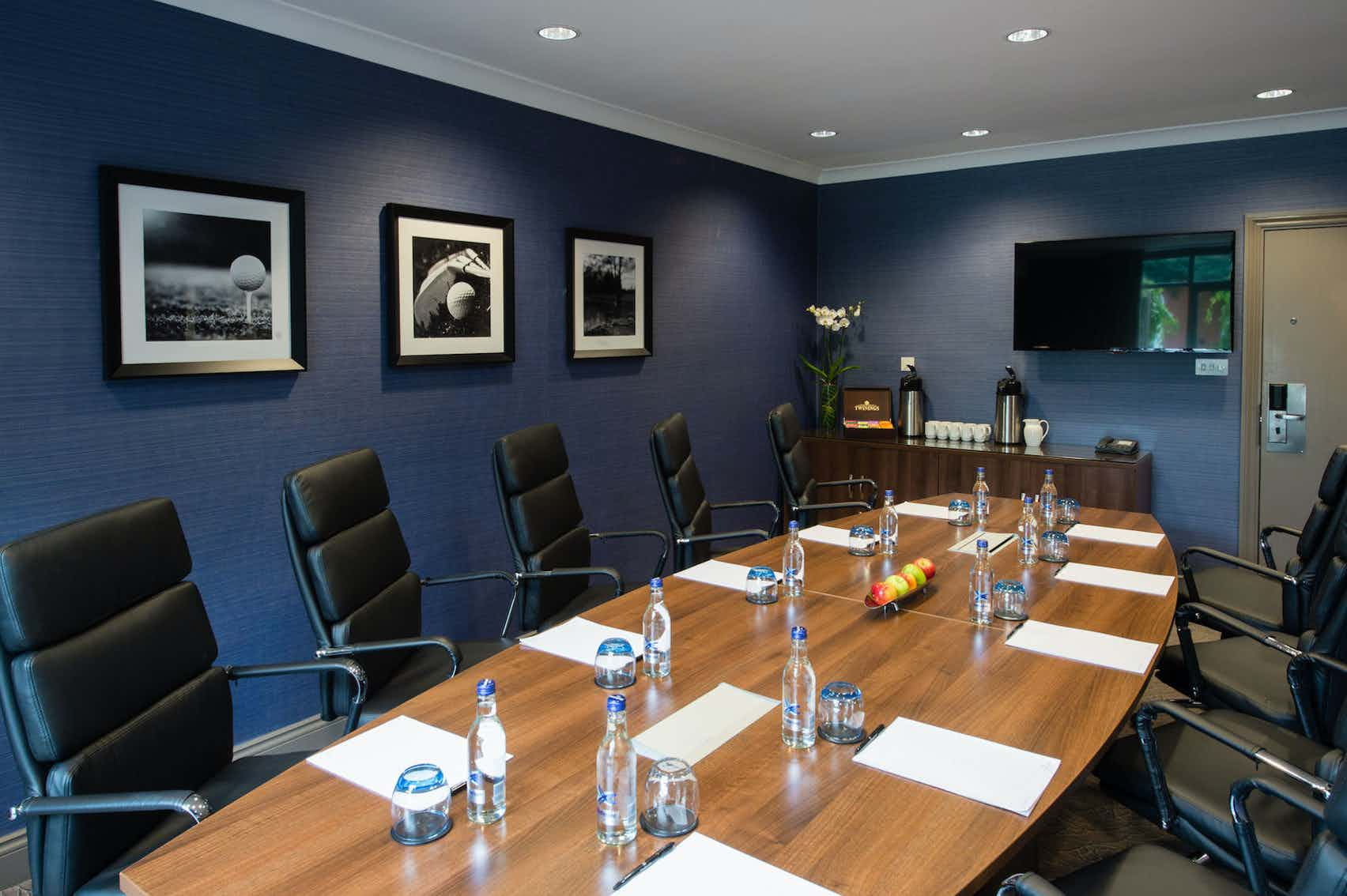 Book Boardrooms At The Belfry Hotel Resort A Sutton