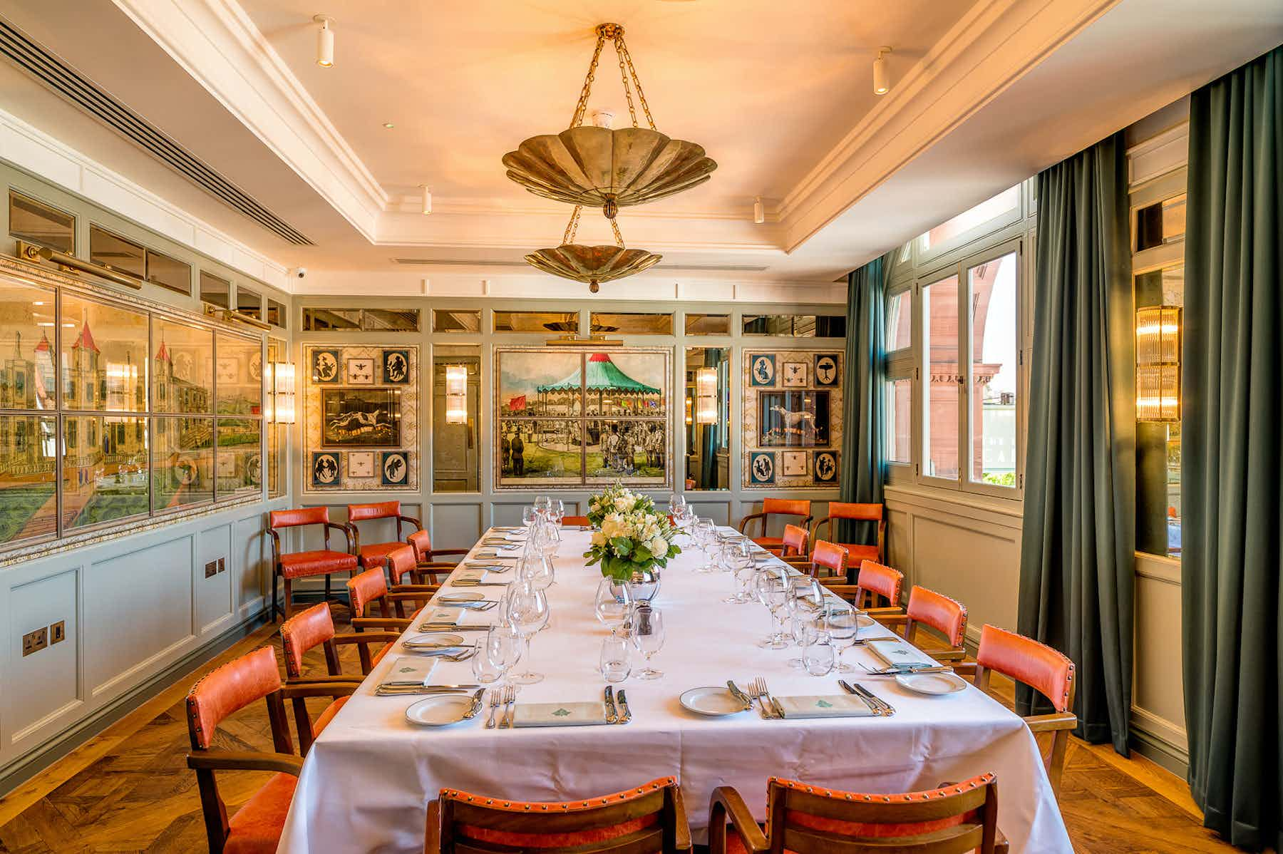 The Danby Room, The Ivy Cafe Wimbledon