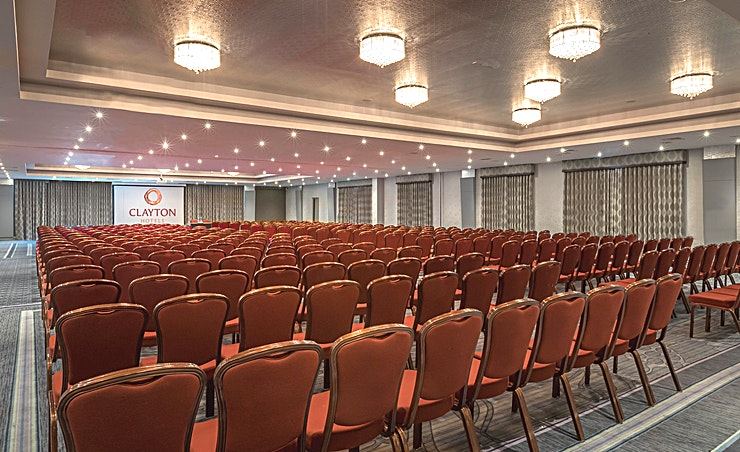 Pegasus Room **The Pegasus Room is a top-of-the-range meeting room to hire in Sligo.**