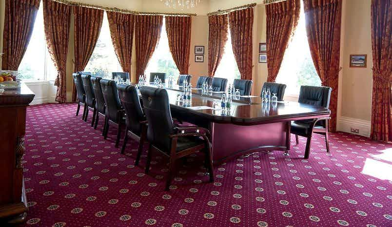 The Nash Suite, Finnstown Castle Hotel