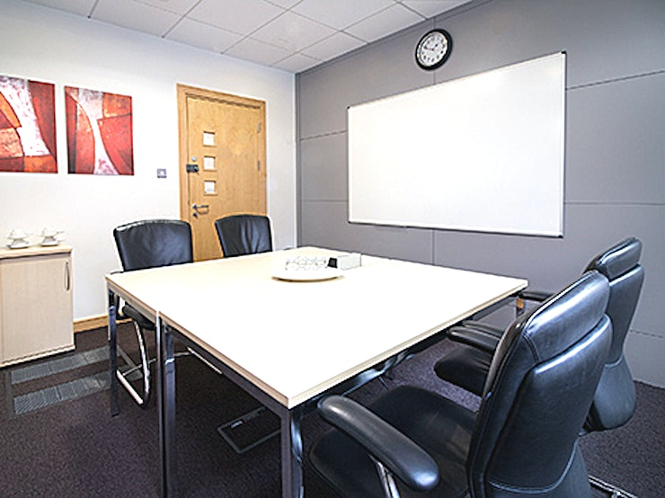 The Groody **The Groody at Regus Limerick Castleroy is a flexible meeting room to hire in Limerick for corporate events.**