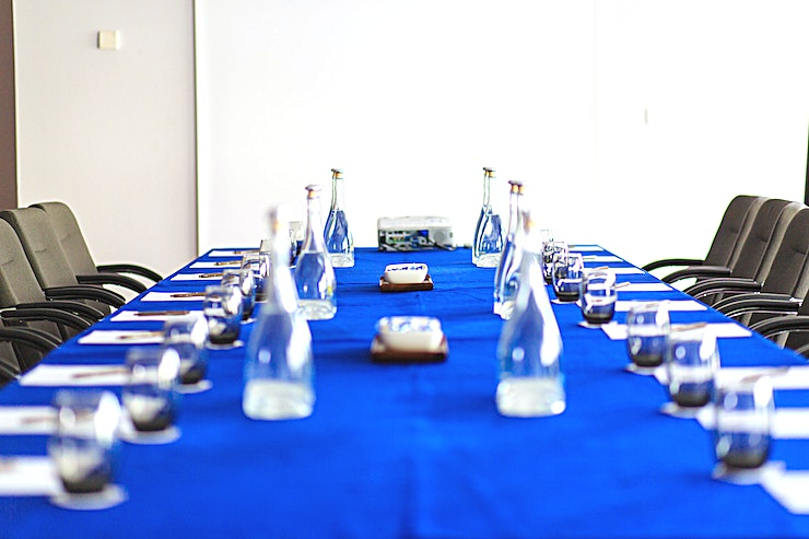 Aquila Room **The Aquila Rooms at Clayton Hotel Sligo is a versatile meeting room to hire in Sligo.**