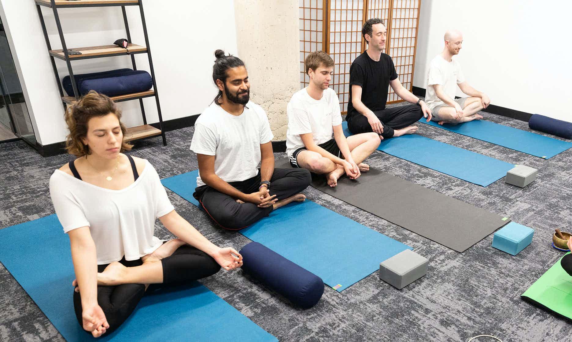 Yoga & Wellness Studio, Work.Life