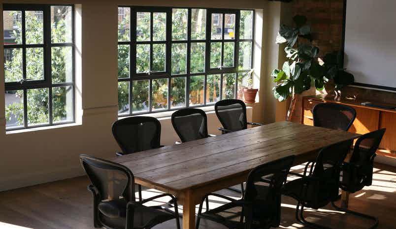Dalston Lane Meeting Room, Allpress Espresso