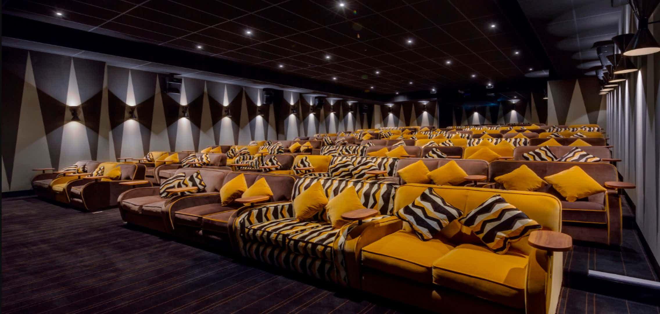 Screen 1, Everyman Cinema, Kings Cross