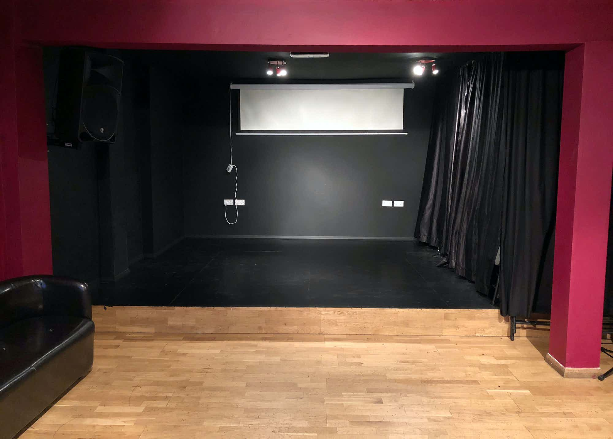 Performance Hall, Babel Art House