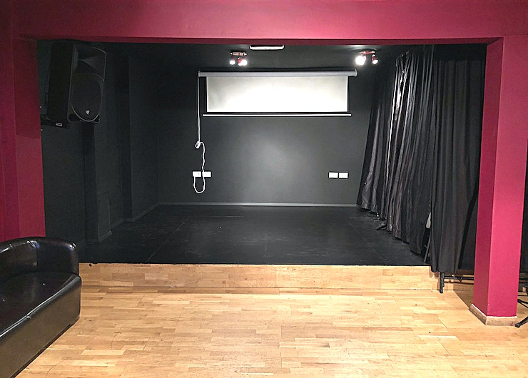 Performance Hall **Hire the Performance Hall at Babel Art House in London for the perfect events Space hire.**