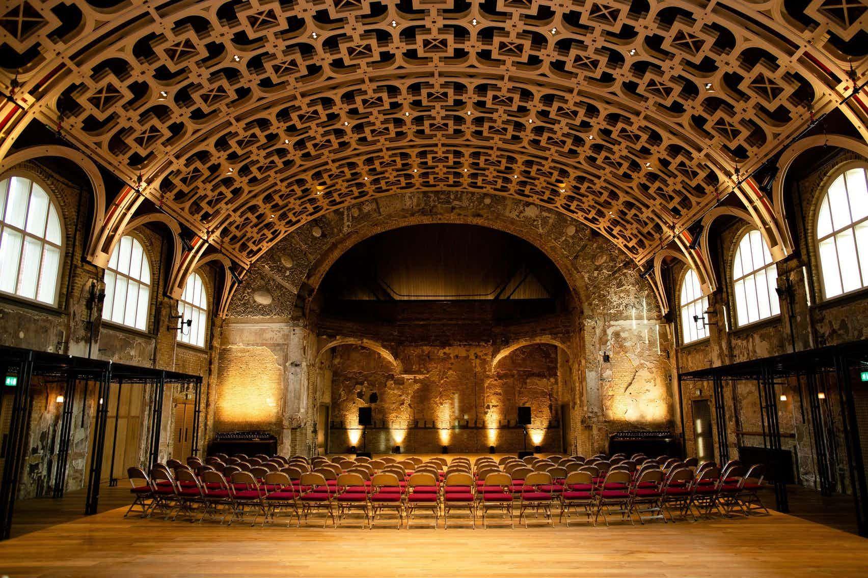 The Grand Hall, Battersea Arts Centre
