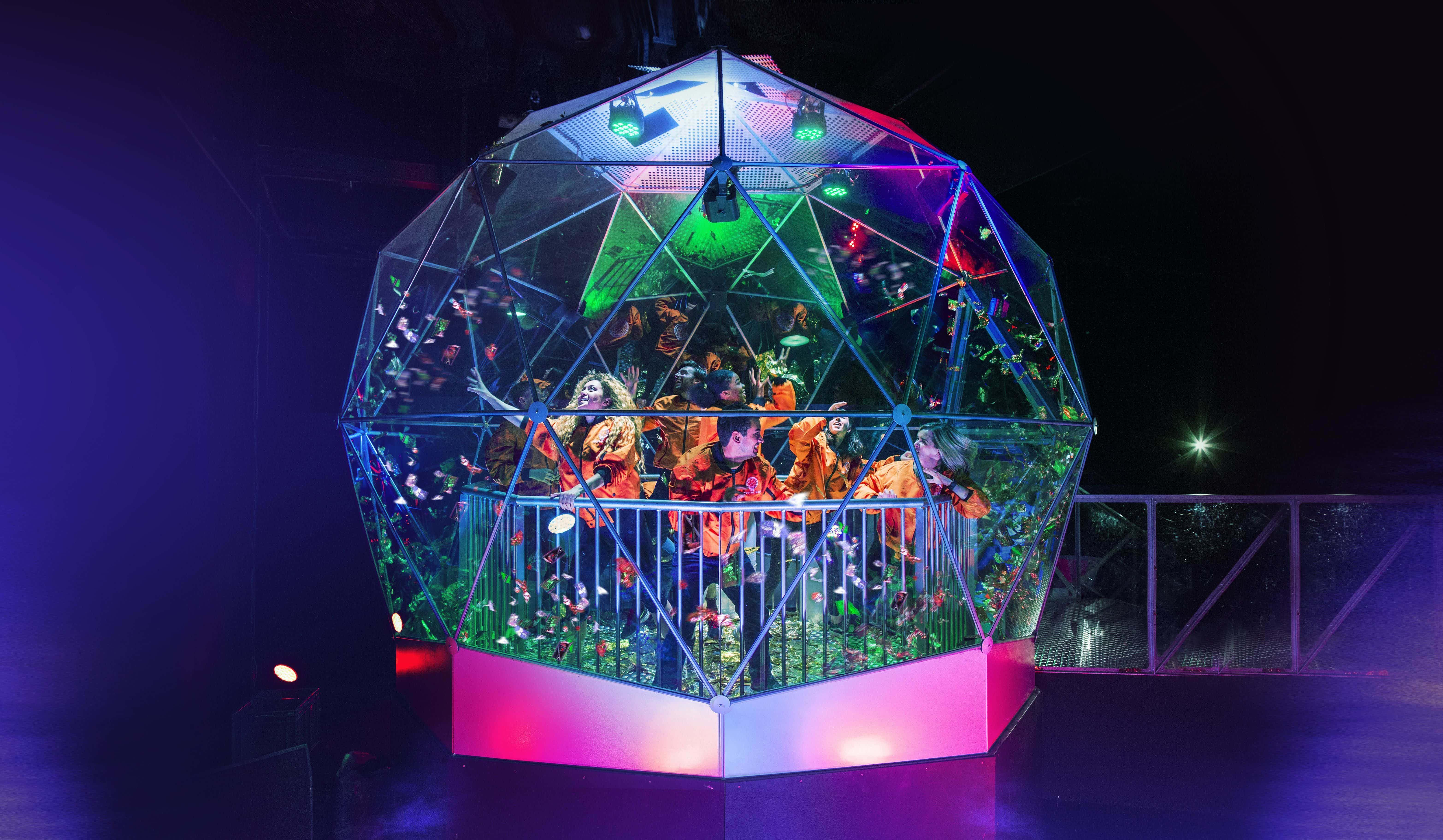 The Crystal Maze, The Crystal Maze LIVE Experience London