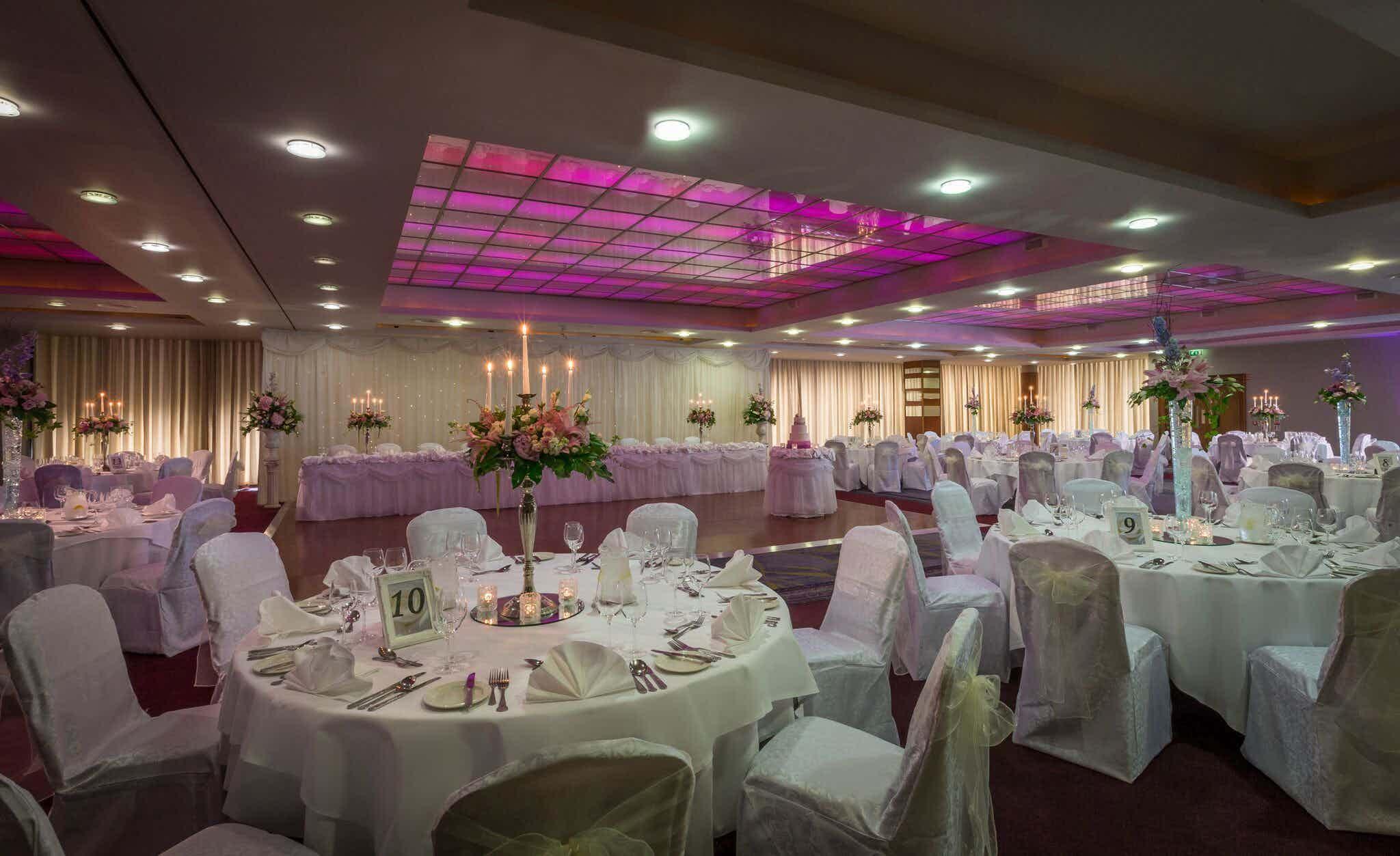 Ballroom 2, Clayton Hotel Galway