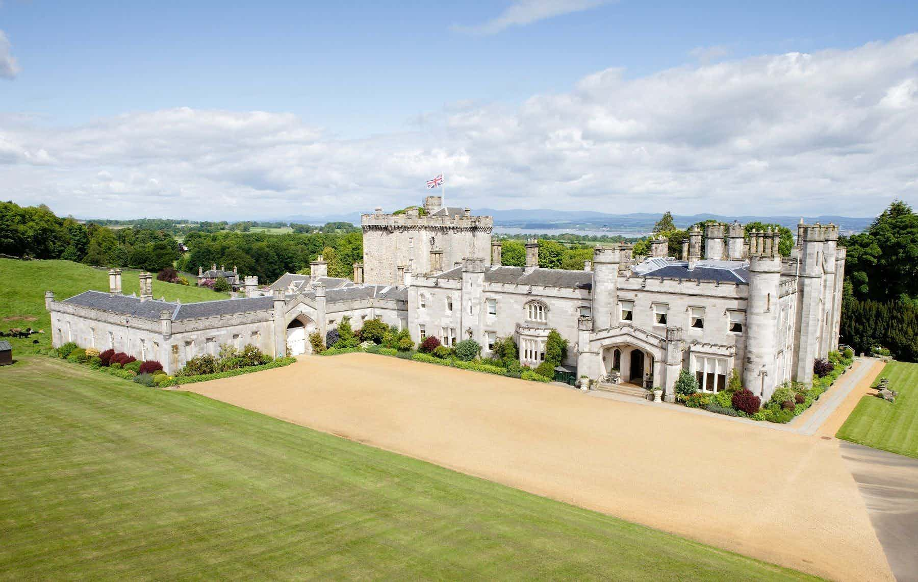 Whole Venue, Dundas Castle