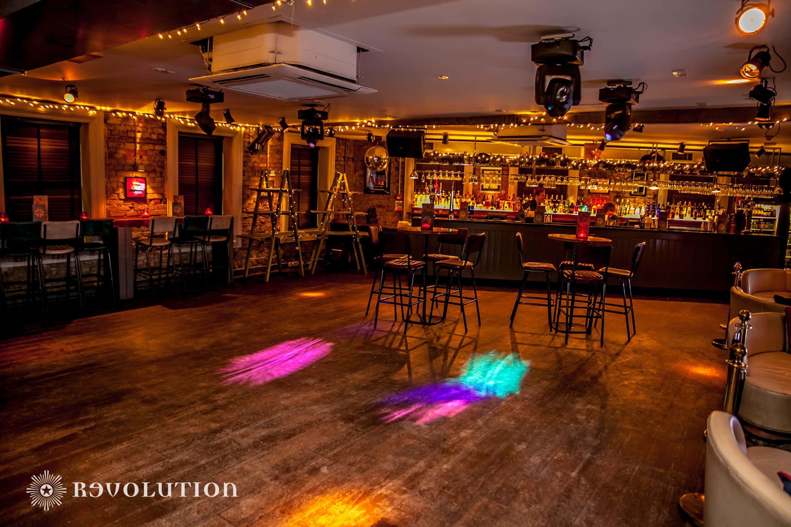 The Loft, Revolution Oxford Road