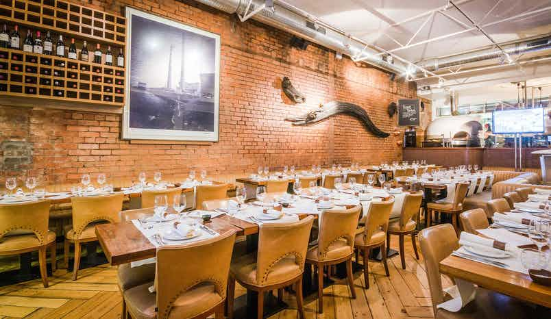 The Restaurant, Fade Street Social