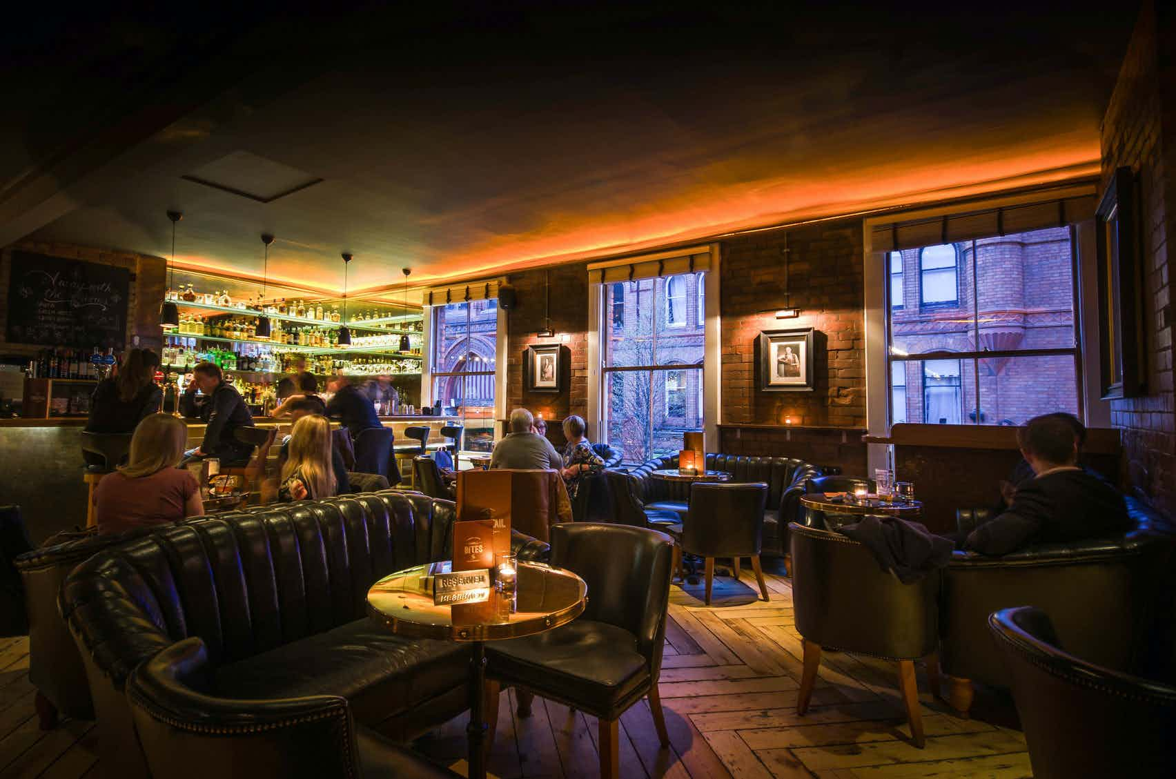 Cocktail Bar, Fade Street Social