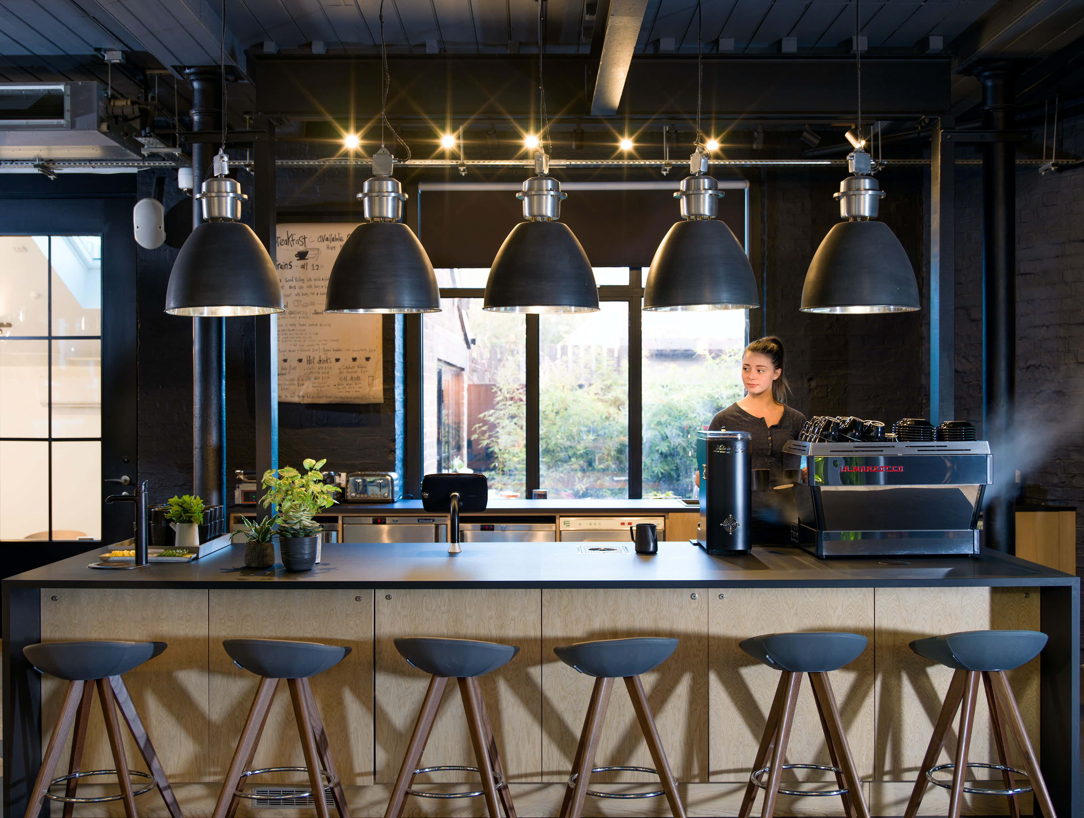 Cafe Lounge, Uncommon Highbury & Islington