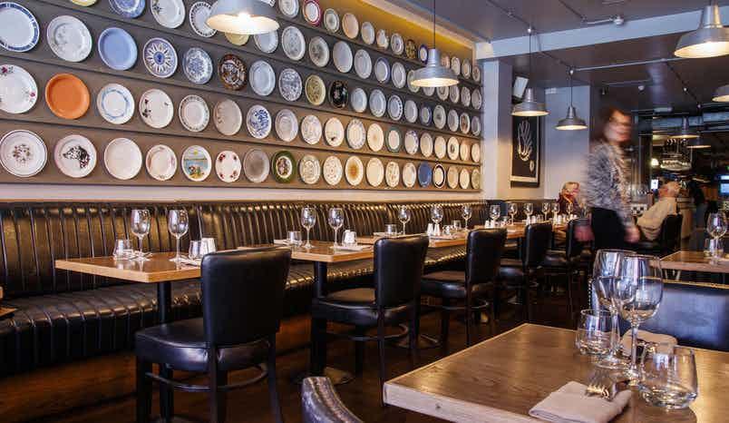 Whole Venue, Brasserie Sixty6