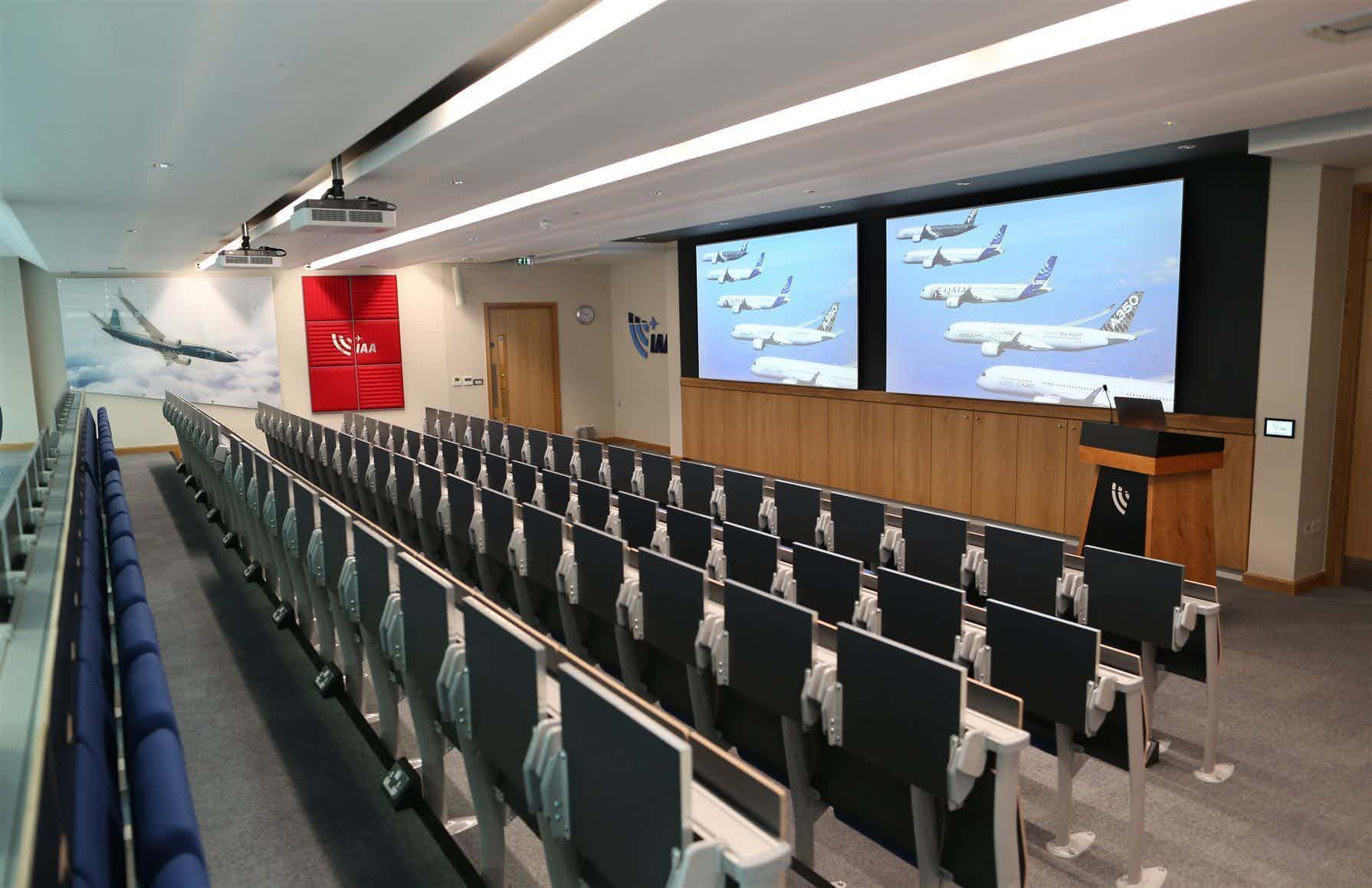 Blascaod Mor, Irish Aviation Authority Conference Centre