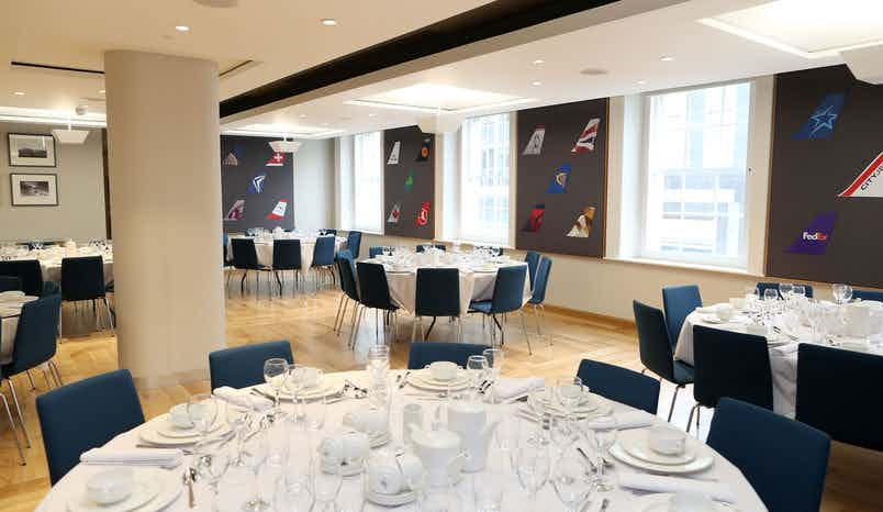 Omey Dining Room, Irish Aviation Authority Conference Centre