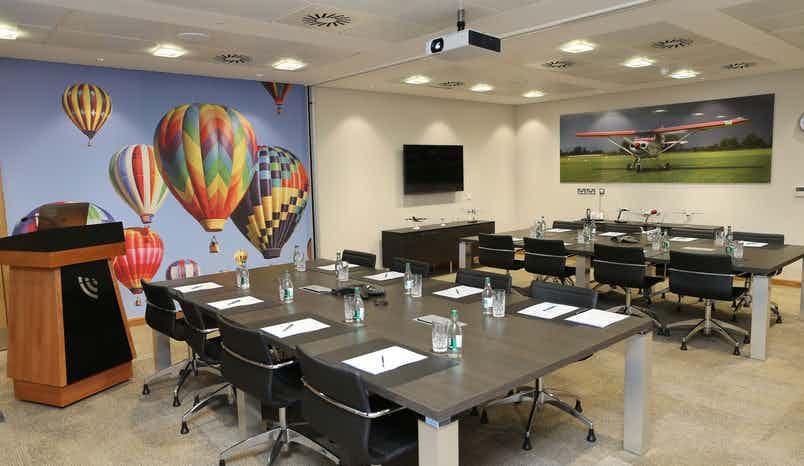 Lambay, Irish Aviation Authority Conference Centre