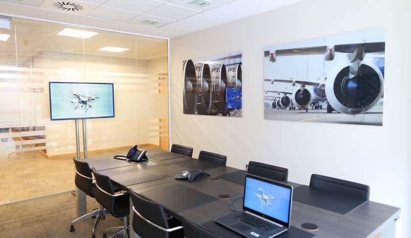 Inishtrahull, Irish Aviation Authority Conference Centre