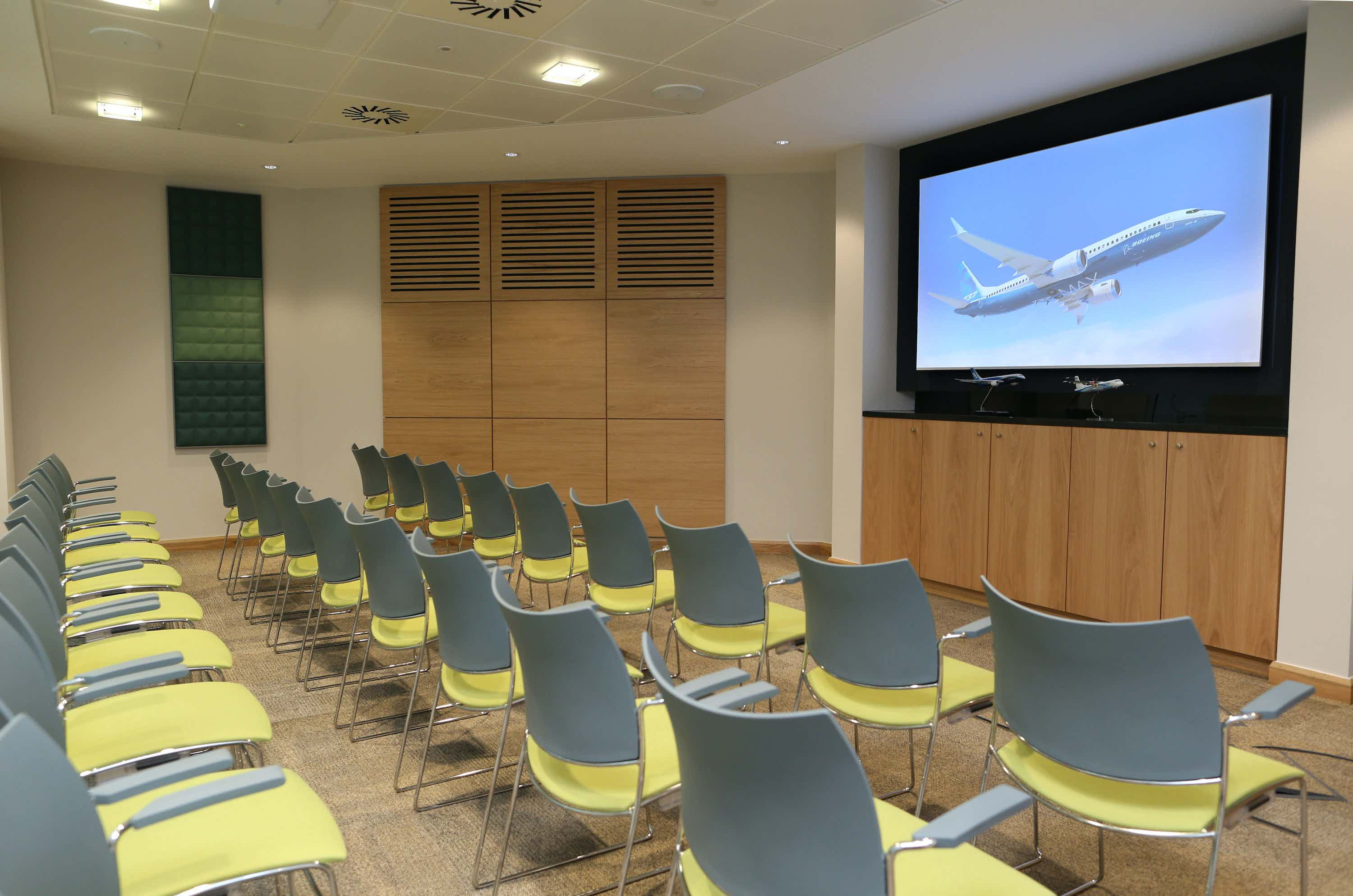 Full Conference Centre, Irish Aviation Authority Conference Centre