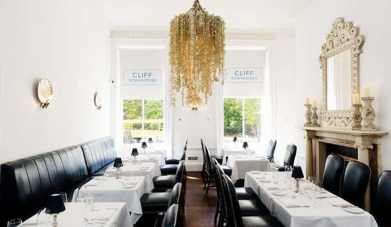 Main Restaurant, Cliff Townhouse