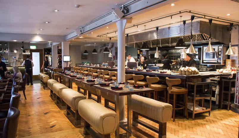 The Gastro Bar, Fade Street Social