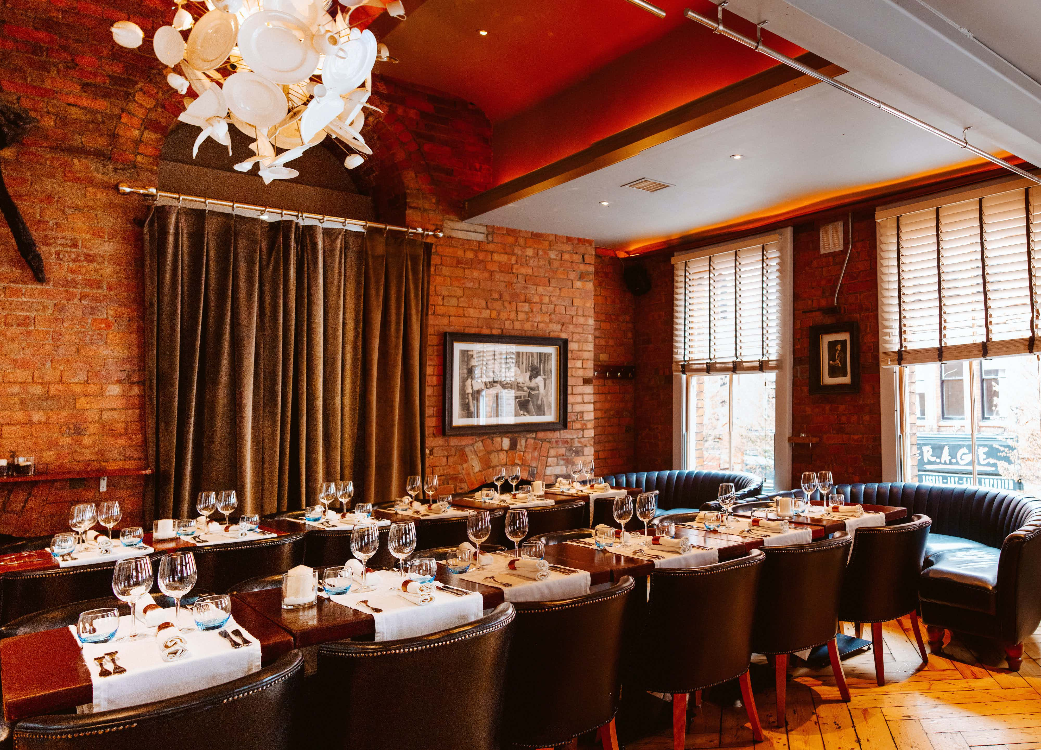 Private Function Room, Fade Street Social