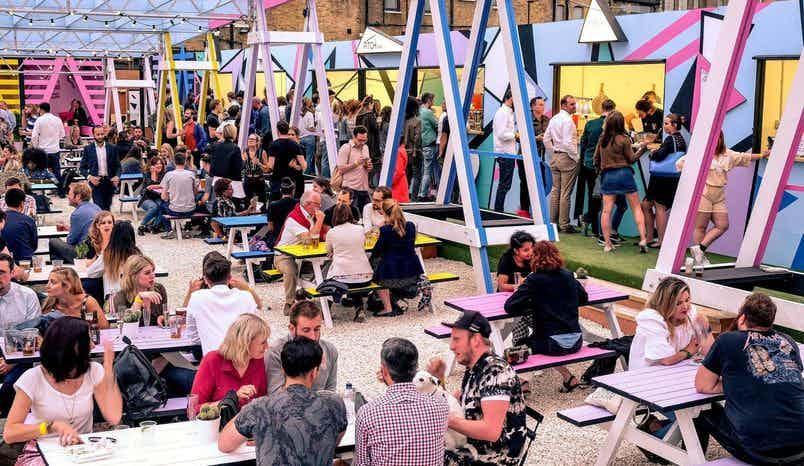 Outdoor Venue, Pitch Stratford